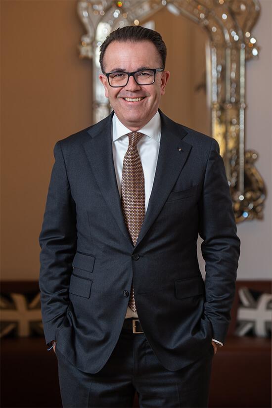 Dr. Michael Kropiunig Foto